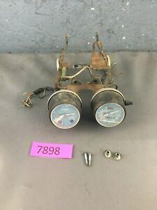 1974 1975 1976 Honda Elsinore MT250 speedo Tachometer Meter Gauges speedometer