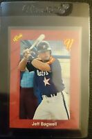 1991 CLASSIC #T84 JEFF BAGWELL ROOKIE CARD RC HOUSTON ASTROS HOF GEM MINT
