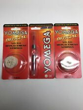 Official Yomega Yo-Yo Replacement String YoYo 10 Strings 1 Brain Lube Yo Yo Oil