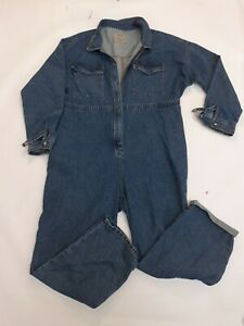 Boiler Suit Denim And Co Size 20