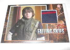 Falling Skies Season 2 Premium Dylan Authors Costume Trading Card xxx/375 #CC34