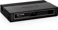 TP-LINK Netzwerk-Ethernets Switchs-Firmennetzwerke 16 LAN-Anschlüssen