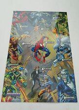Spiderman masterprints fleer 1994  ( enemies ll )