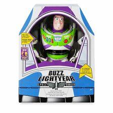 Toy Story Buzz Lightyear Interactive Talking Action Figure Disney