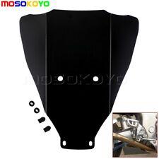 Aluminum Belly Pan Lower Under Fairing Black Fit Suzuki GSX 1300R Hayabusa 99-07