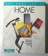 Vintage 1991 AutoDesk: Home - Design Software
