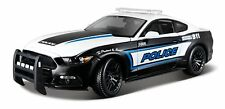 Maisto 1 18 Ford Mustang GT Police