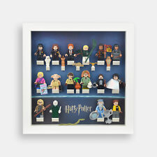 Lego Minifigures Display Case Frame for Harry Potter Series