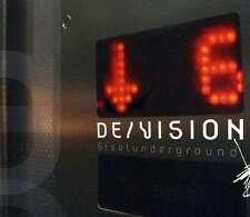DE/VISION 6 Feet Underground CD 2004