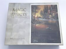 Magic Effects Collection Jigsaw Puzzle Garden Hideaway Jim Hansel 500 Piece