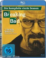 BREAKING BAD, Season 4 (3 Blu-ray Discs) NEU+OVP