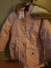 Brand New With Tags Girls Size 4 Pink Winter Coat