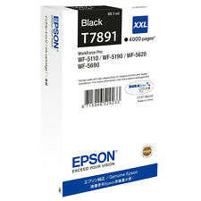 Epson T7891 XXL Black Ink Cartridge