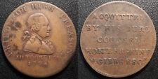 ROYAUME-UNI - 1/2 penny Token 1794 TRIED FOR HIGH TREASON - J.H.TOOKE