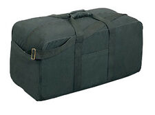 Military Style Cargo Pack Assault Bag - Cotton Canvas by Rothco 8133