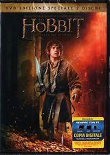 Lo Hobbit 2 - la Desolazione di Smaug (2 Dvd) Warner Home Video