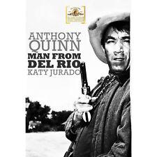 Man From Del Rio DVD Anthony Quinn, Katy Jurado