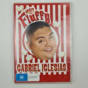 Gabriel Iglesias - Hot And Fluffy DVD - Region 4 PAL - TRACKED POSTAGE