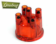 VW Beetle Red Dizzy Distributor Cap for 009 T1 Engine T2 Bus Van Split Ghia