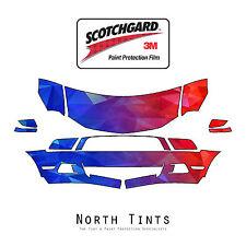 Ford Mustang V6 Base 2010-2012 PreCut 3M Scotchgard Paint Protection Clear Bra