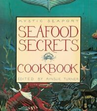 Seafood Secrets Cookbook by Turner, Ainslie