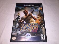 Medal of Honor: Rising Sun (Nintendo GameCube) Original Release Game Complete Ex