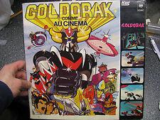 """Vinyle 33T 33 tours """"GOLDORAK comme au cinéma"""" avec Noam 1979"""