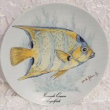 Vintage AK Kaiser Porcelain Collectors Plate Lerchen Baby Birds W.Germany