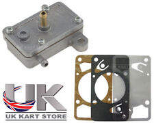 Rotax Max Kart Genuine Mikuni Fuel Pump & Pump Repair Kit