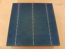 150pcs Solar Cell Poly Celle 6x6 Polycrystalline 4.58w 18.8%DIY panel 156x156