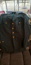 Army Airborne Mens Military Jacket 38L USA  Vintage