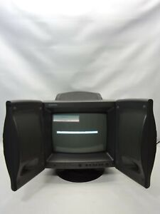 "Vintage Samsung GXE-1395 GX Gaming 13"" CRT Television"