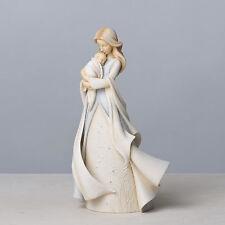 Karen Hahn Foundations Mother and Newborn Baby 4033862 NEW NIB Figurine