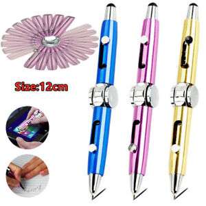 Kids Adult Fidget Pen Fidget Spinner Toy EDC Anti Stress Relief Metal Shell ge