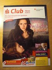 Club Kristen Stewart Taylor Lautner Robert Pattinson Kellan Lutz Roman Lob Foy