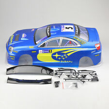 1/10 190mm Painted Body Shell Rear Wing +Spoiler For RC On Road Drift Racing Car