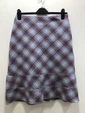 Boden Wool Skirt - size 12 R - lined