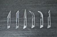 30 Skalpell Klingen extrem scharf gemischt einzeln steril verpackt