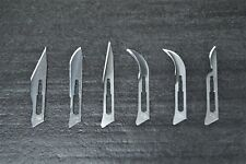 50 Scalpel Blades Extreme Sharp for Scalpel Form nr 3 nr 10,10a, 11,12, 12d, 15