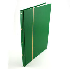 Sarum 8/16 A4 White Page Stamp Stockbook Album