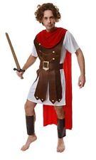 Adults Roman General Commander Historical Fancy Dress Costume