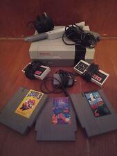 Vintage Nintendo NES 001 Console System
