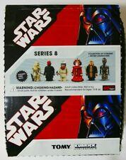 Medicom Kubrick Star Wars Series 8 Complete set of 6 Figures BNIB with Box