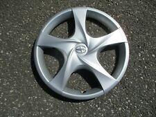 One genuine 2011 to 2015 Toyota Scion IQ 16 inch hubcap wheel cover