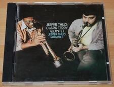 Jesper Thilo / Clark Terry Quintet - Jesper Thilo Quartet - 1994 Storyville CD