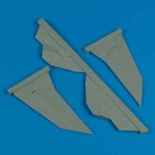 QUICKBOOST QB72284 V-Tail for Hasegawa® Kit F-117A Nighthawk in 1:72