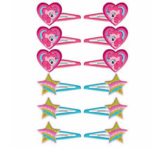 Amscan 215513 My Little Pony Award Ribbon Pack of 6