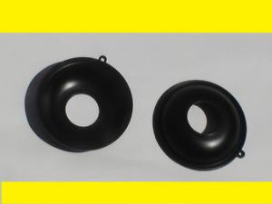 ! 2 Gasschieber Membranen für Vergaser Honda 3367+k diaphragm