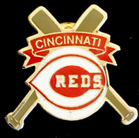 Vintage Cincinnati Reds MLB Baseball Collector  Lapel Pin