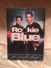"""* ROOKIE BLUES~THE COMPLETE SERIES DVD BOX SET OF 22 DISCS """"LIKE NEW"""" *"""